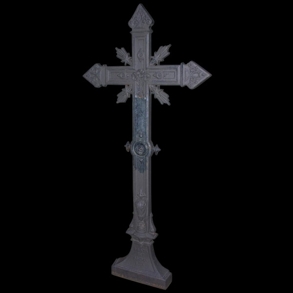 Cast Iron Cross 1