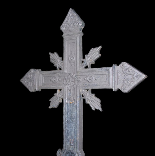 Cast Iron Cross 2