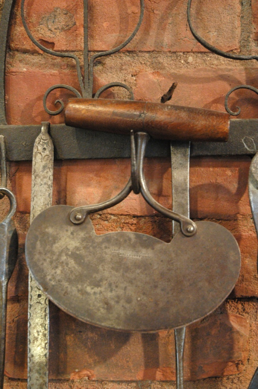 Collection of Early 1800's Cooking Tools |