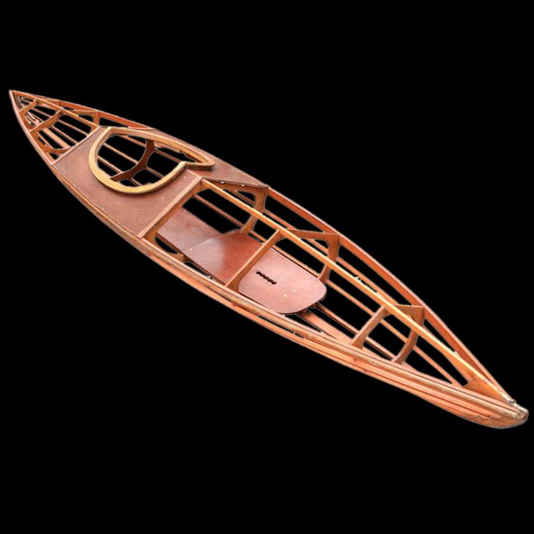 Skeleton Kayak Frame